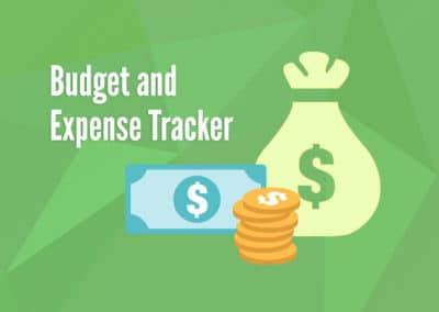 Budget and Expense Tracker