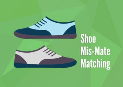 Shoe Mis-Mate Matching